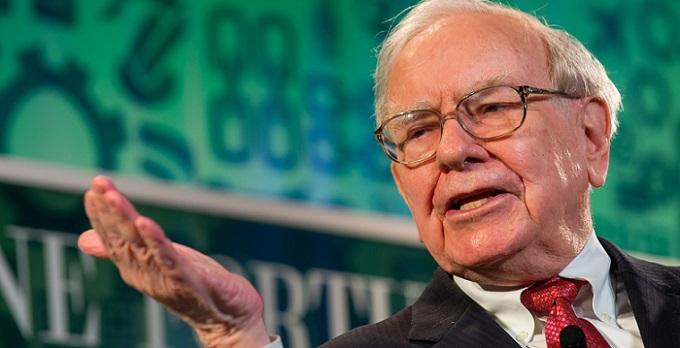 Warren Buffett, businessman and philanthropist