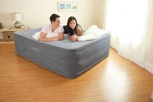 Intex Comfort Plush Mattress best air mattress